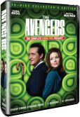 Video/DVD. Title: Avengers Emma Peel Megaset