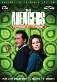 Video/DVD. Title: Avengers Emma Peel Megaset