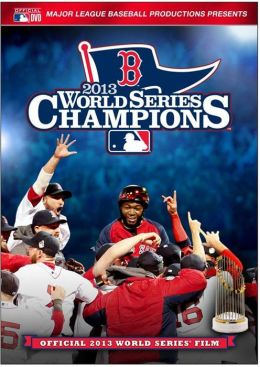 MLB: 2013 World Series Champions