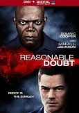 Video/DVD. Title: Reasonable Doubt