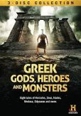 Video/DVD. Title: Greek Gods Heroes & Monsters