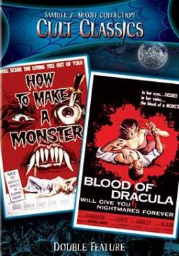 How to Make a Monster/Blood of Dracula