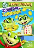 Video/DVD. Title: LeapFrog: Letter Factory Adventures - Counting On