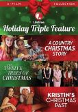 Video/DVD. Title: Lifetime Holiday Triple Feature