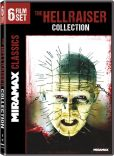Video/DVD. Title: Hellraiser Collection