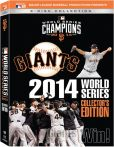 Video/DVD. Title: San Francisco Giants: 2014 World Series Collectors Edition