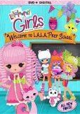 Video/DVD. Title: Lalaloopsy Girls: Welcome to L.A.L.A. Prep School