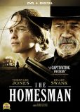 Video/DVD. Title: The Homesman
