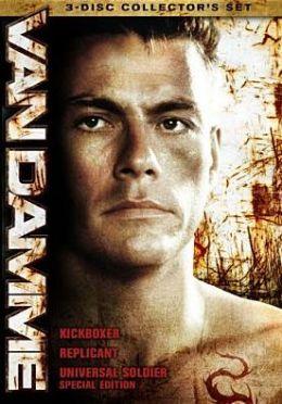 Van Damme 3-Disc Collector's Set