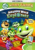 Video/DVD. Title: LeapFrog: Letter Factory Adventures - Amazing Word Explorers