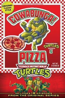 Teenage Mutant Ninja Turtles: Season 5 (3pc)