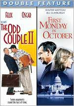 Odd Couple 2 & First Monday in October / (Chk Sen)