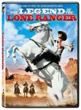 Video/DVD. Title: The Legend of the Lone Ranger