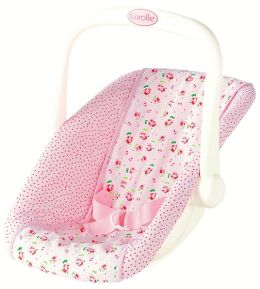Floral Print Small Infant Carrier