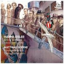 Hanns Eisler: Ernste Gesänge; Lieder with piano