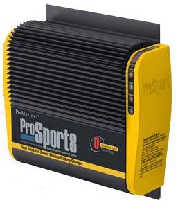 ProMariner ProSport 8 GEN 2 Heavy Duty Waterproof Battery Charger - 8 Amp - 2 Bank - 12/24 Volt - 42008