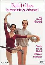 Ballet Class: Intermediate and Advanced