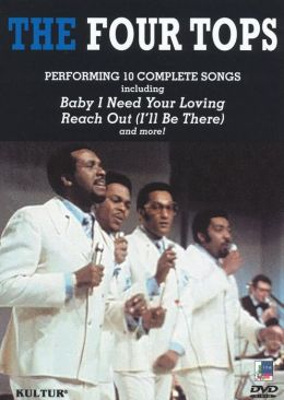 The Four Tops: Recorded March, 1970 - Joinville Studios