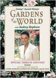 Video/DVD. Title: Gardens of the World with Audrey Hepburn