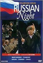 Waldbühne Berlin: 1993 - Russian Night