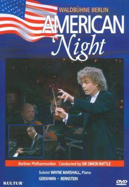 Waldbühne Berlin: 1995 - American Night
