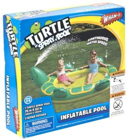 Whamo Turtle Spray Pool