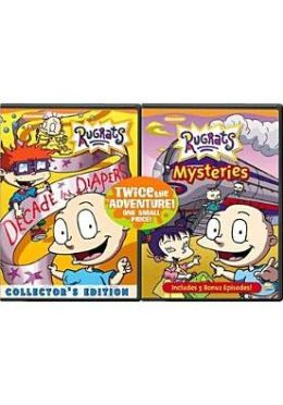 Rugrats: Decade in Diapers / Rugrats Mysteries