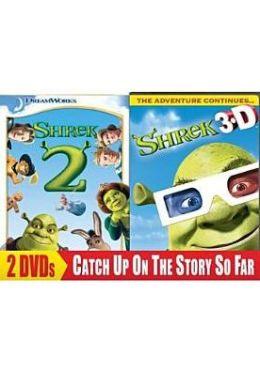 Shrek 2 / Shrek 3d