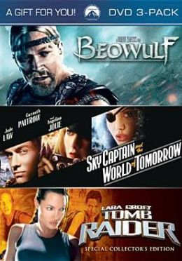 Beowulf & Sky Captain & Lara Croft: Tomb Raider