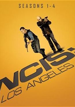 Ncis: Los Angeles - Seasons 1-4