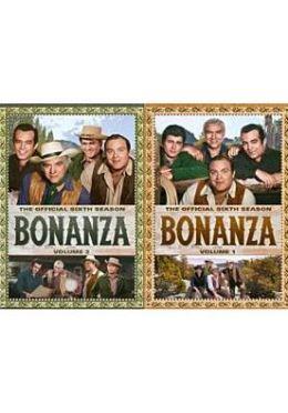 Bonanza: Official Sixth Season - 1 & 2 2-Pack