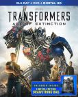 Video/DVD. Title: Transformers: Age of Extinction [with Bonus Cinch Sack]