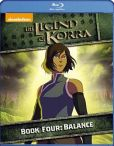 Video/DVD. Title: Legend Of Korra: Book Four: Balance