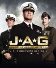 Video/DVD. Title: Jag: The Complete Series