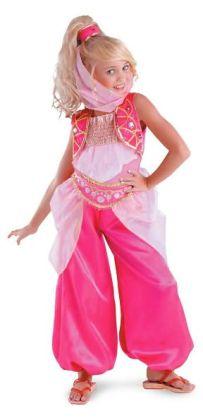 Genie Barbie Child Costume: Size Medium (7-8)