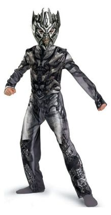 Transformers Megatron Child Costume: Size Large (10-12)