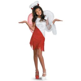Heavenly Devil Child Costume: Size Pre-Teen (12-14)