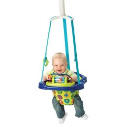 Evenflo Jump & Go Baby Exerciser -  ABC 1-2-3