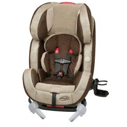 Evenflo Symphony 65 with e3 Side Impact Technology All in One Car Seat -  Cicero