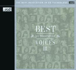 Best Audiophile Voices, Vol. 3