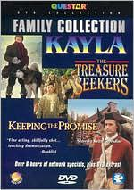 Family Collection: Kayla/the Treasure Seekers/Keeping the Promise