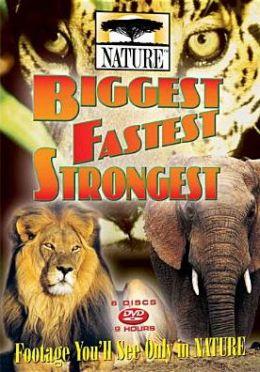 Nature: Biggest, Fastest, Strongest