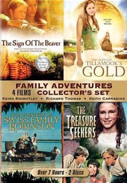 Family Adventures Collector's Set