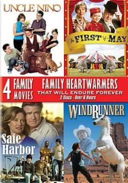 4 Family Movies: Family Heartwarmers
