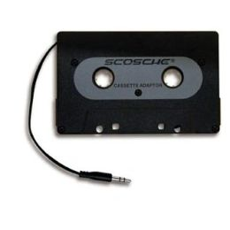 DeckedOUT Cassette Adapt iPod
