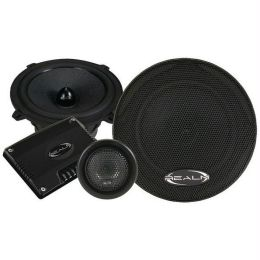 Realm By Scosche Ls6C Audiophile Component Set Speaker - 6.5 in.