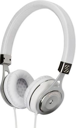 Scosche RH600W On Hear Headphones - White