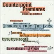 Counterpoint Premieres