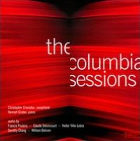 Christopher Creviston: The Columbia Sessions