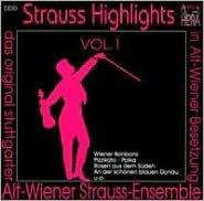 Strauss Highlights, Vol. 1